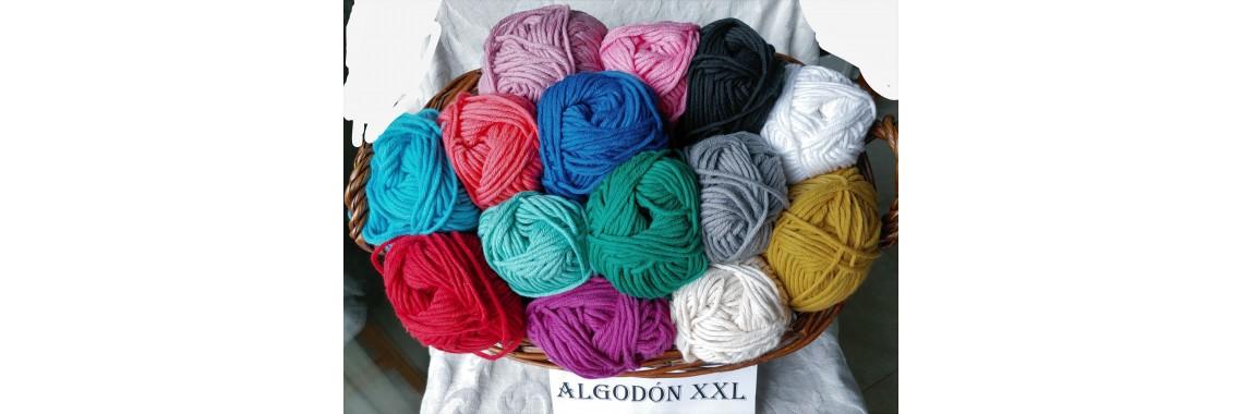 Algodon xxl 12 hebras ovillos