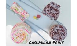 Cashmilon semigordo 4/7 print
