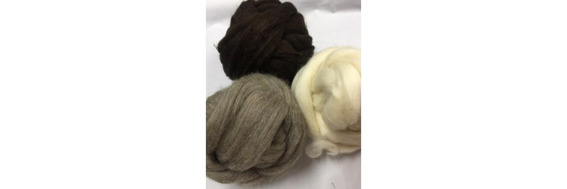 vellon  de lana merino